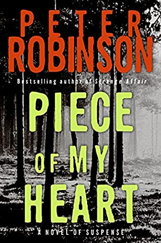 book cover of Piece of My Heart