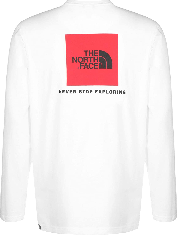 The North Face Red Box Camiseta de Manga Larga