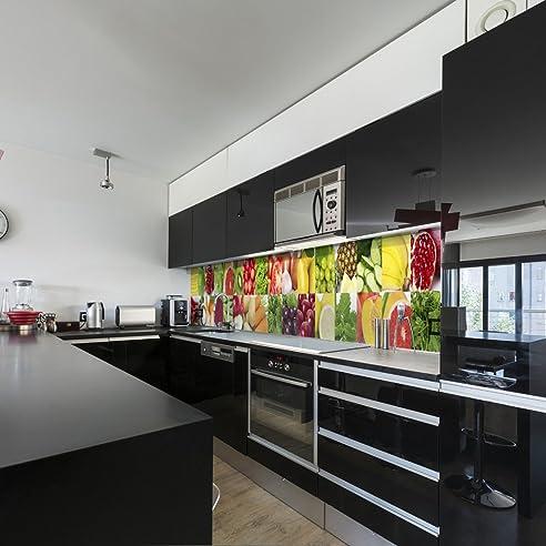 Murando - Wand Bilder Deko Panel Xxl 400X50 Cm Vlies Tapete