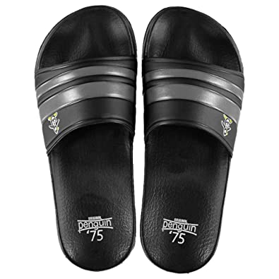 898f7067937e Original Penguin Mens Pete PU Sliders  Amazon.co.uk  Shoes   Bags