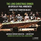 Hindemith: The Long Christmas Dinner