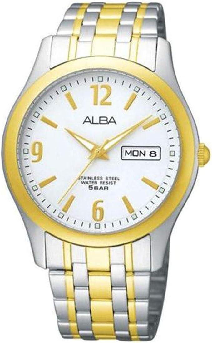 Alba Classic AXND52X1 Reloj de Pulsera para Hombre