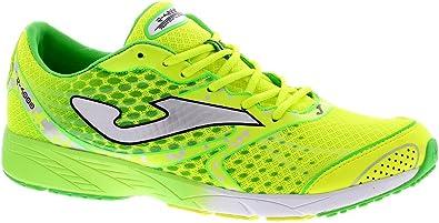 Zapatillas de Running R.Marathon 511 Verde flúor: Amazon.es: Zapatos y complementos