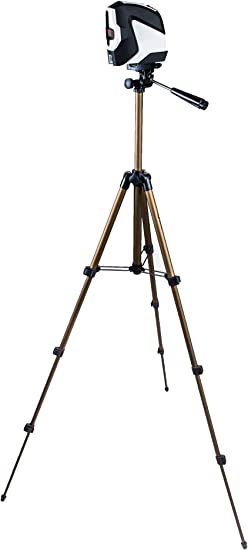 """360° Laserstativ Laser Nivellierstativ mit 1//4/"""" Gewinde für Lasernivelliergerät"""