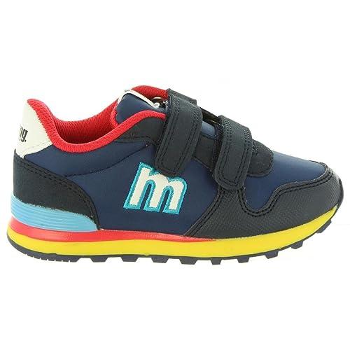 Mustang - 47380 Zapatillas Niños Mustang Color Azul Talla: 31: Amazon.es: Zapatos y complementos