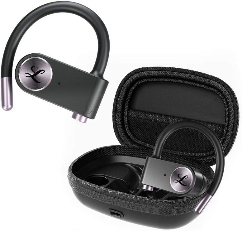 LINPA World Wireless Bluetooth Sports Earbuds WAS £39.99 NOW £19.99 w/code TAEK2YLH @ Amazon