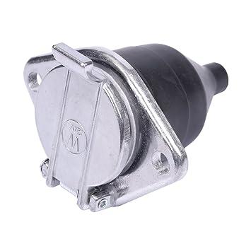 7-polig Typ S Metall Verkabelung Socket 24 V Anhängerkupplung ...