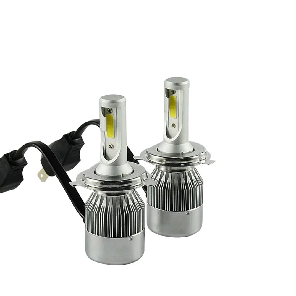 TXVSO8 H15 110W LED COB Kit Voiture Headlight 9200LM 6000K Lampes Blanc Ampoules 2 Yr Warranty 55W//Bulb