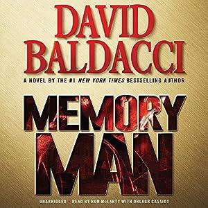 David Baldacci - Memory Man Audiobook Free Online