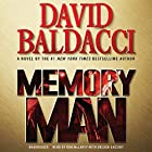 Memory Man Audiobook by David Baldacci Narrated by Ron McLarty, Orlagh Cassidy