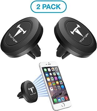 Soporte magnético para teléfono de auto, soporte magnético de ...
