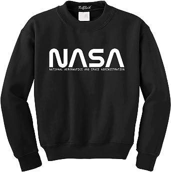 Nasa Crew Unisex T Shirt All Sizes Black Grey White