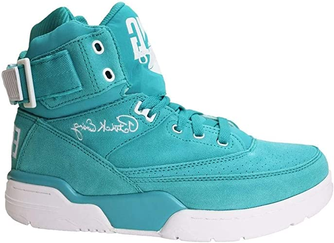 Patrick Ewing 33 HI Zapatillas de Baloncesto del Hombre: Amazon ...