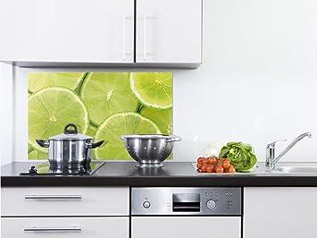 GRAZDesign 200083_80x60_SP Küchen-Spritzschutz aus Echtglas | Bild ...