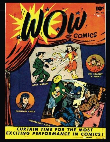 Download Wow Comics #46: Golden Age Superhero Comic 1946 PDF