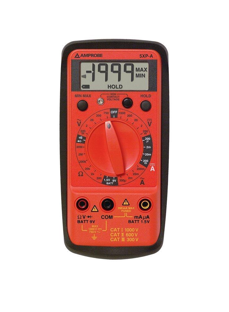 Meterman MM-5XP Multim/ètre Num/érique Amprobe