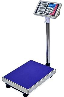 Agoora - Bascula Industrial De Plataforma 30x40Cm pesa hasta 150Kg - AG/DPS-150