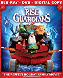 Rise Of The Guardians - Holiday Edition [Blu-ray]