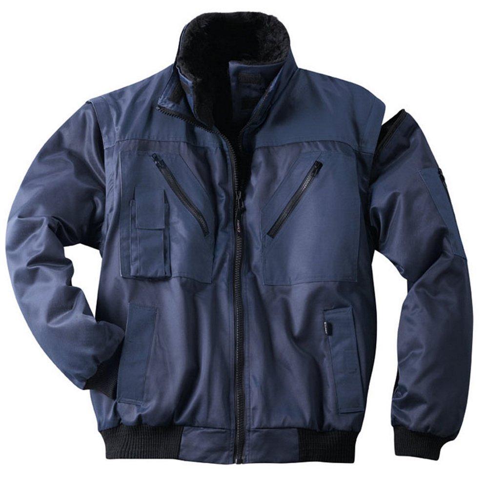 mehrere Farben S G/ödecke Textil Pilotenjacke 4 in 1 4XL Kragen und /Ärmel abtrennbar