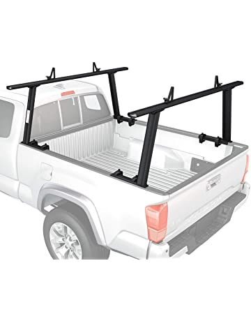 940acf79dbff AA-Racks Model APX25 Extendable Aluminum Pick-Up Truck Ladder Rack (No  drilling