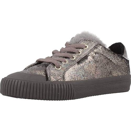 Zapatillas para niña, Color Gris, Marca VICTORIA, Modelo Zapatillas para Niña VICTORIA 1065137 Gris: Amazon.es: Zapatos y complementos