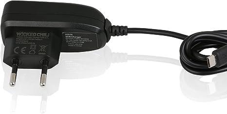 Wicked Chili Micro Usb Netzteil Für Tomtom Start 20 Elektronik