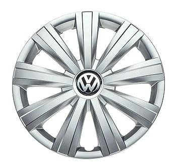 Amazon.com: Genuine OEM VW Hub Cap Jetta-Sedan 2011-2014 9 ...