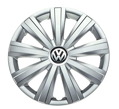 Amazon.com: Genuine OEM VW Hub Cap Jetta-Sedan 2011-2014 9-Spoke Cover Fits 15-Inch Wheel: Automotive