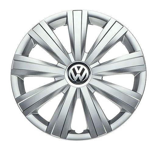 "Amazon.com: Volkswagen cubierta de rueda de 15"" ..."