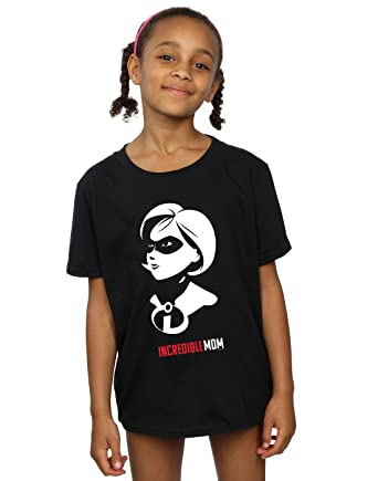 7e5c2e21a876bf Absolute Cult Disney Mädchen The Incredibles 2 Incredible Mom T-Shirt  T-Shirts: Amazon.de: Bekleidung