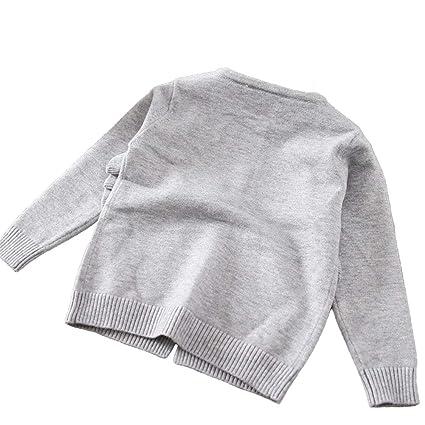 9b4ac63e7e48 Amazon.com  LOSORN ZPY Baby Girl Cardigan Kids Ruffle Button-Down ...