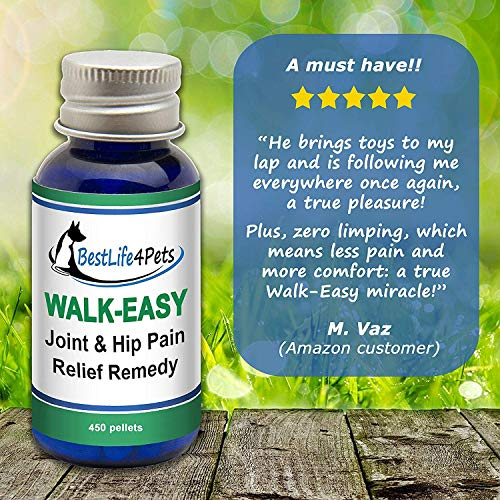 WALK-EASY Hip and Joint Supplement for Dogs and Cats