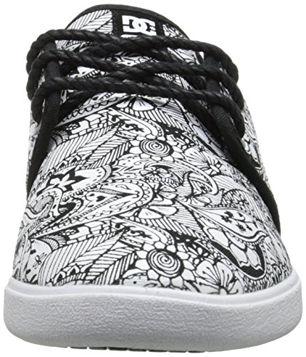 DC Women's Haven SP Skate Shoe Black Graphic uByVY1