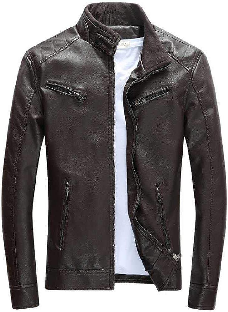 NOBRAND nueva locomotora chaqueta de cuero para hombre, diseño vintage, chaqueta de cuero para motocicleta
