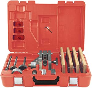 Big Horn 70145 Bore Master Door Lock Installation Kit