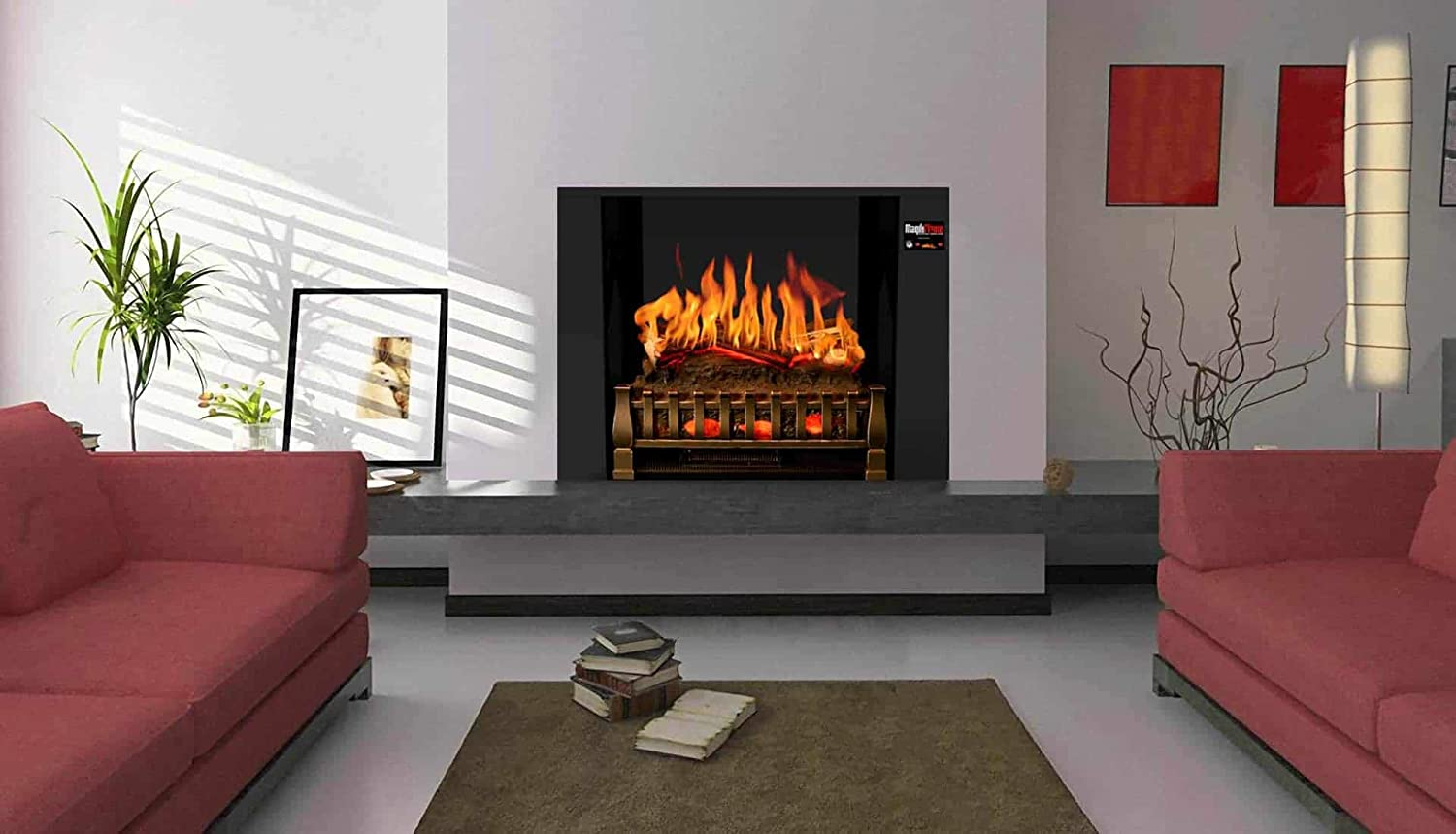 electric fireplace reviews consumer reports