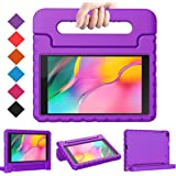 BMOUO Kids Case for Samsung Galaxy Tab A 8.0 2019 SM-T290/T295, Galaxy Tab A 8.0 Case 2019, Shockproof Light Weight Protectiv