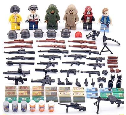 Amazon.com: Funtoys24, War II, Militares Mini Soldados del ...