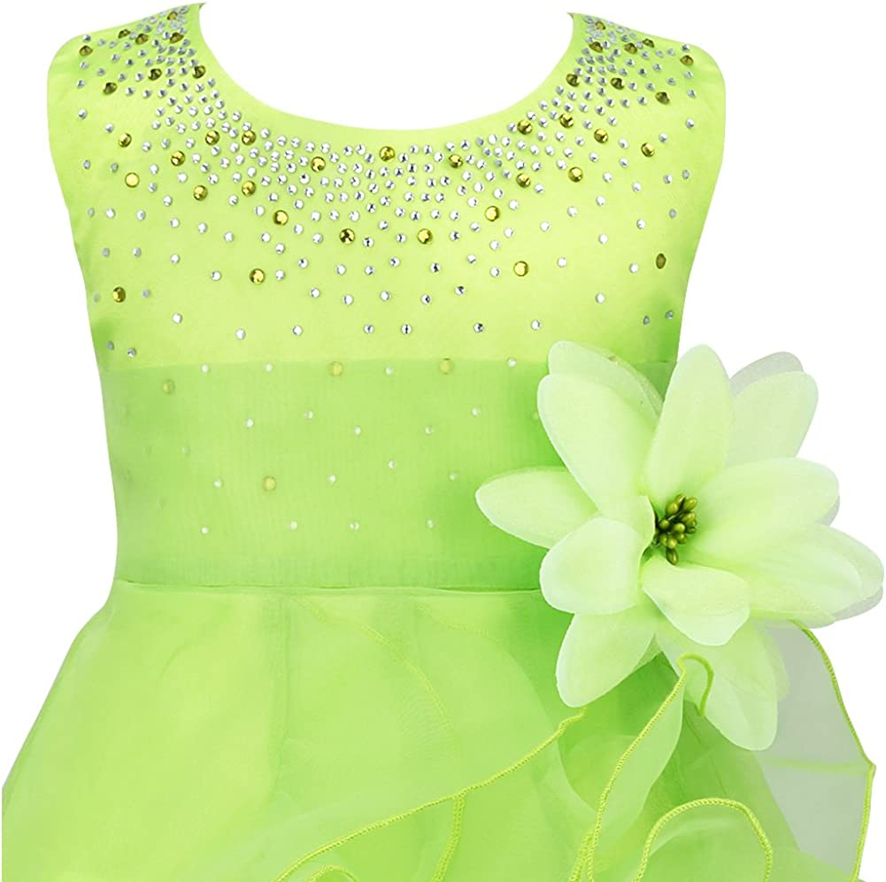 68 74 80 86 92 98 YiZYiF Babykleidung Kinder M/ädchen Kleid Taufkleid festlich Prinzessin Kleid Partykleid Hochzeit Party Festzug Gr