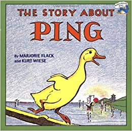 Image result for ping the duck book
