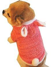 Sannysis Mascotas Ropa Navidad Mascotas Ropa Perros pequeños Chihuahua  Perros Ropa de Invierno Accesorios Sudadera con cb98a2c34749