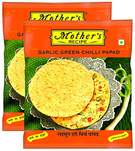 Mothers recipe garlic green chilli 200g amazon grocery mothers recipe garlic green chilli forumfinder Image collections