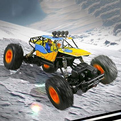 R-Cars 1:16 camión de Control Remoto,4Wd 45 ° Pendiente de ...