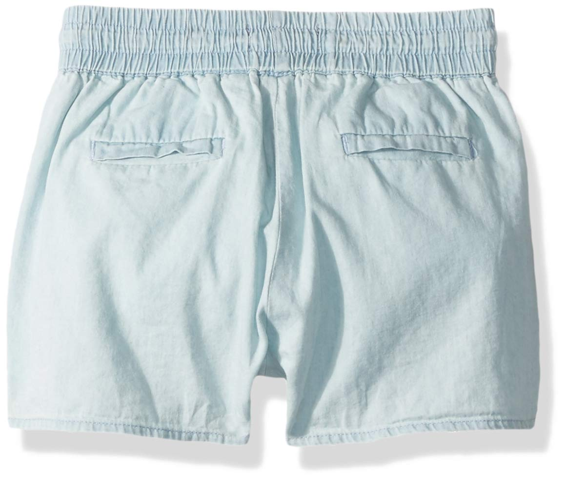 DL1961 Girls Alice Toddler Shorts, Bleach, 4/5 by DL1961 (Image #2)