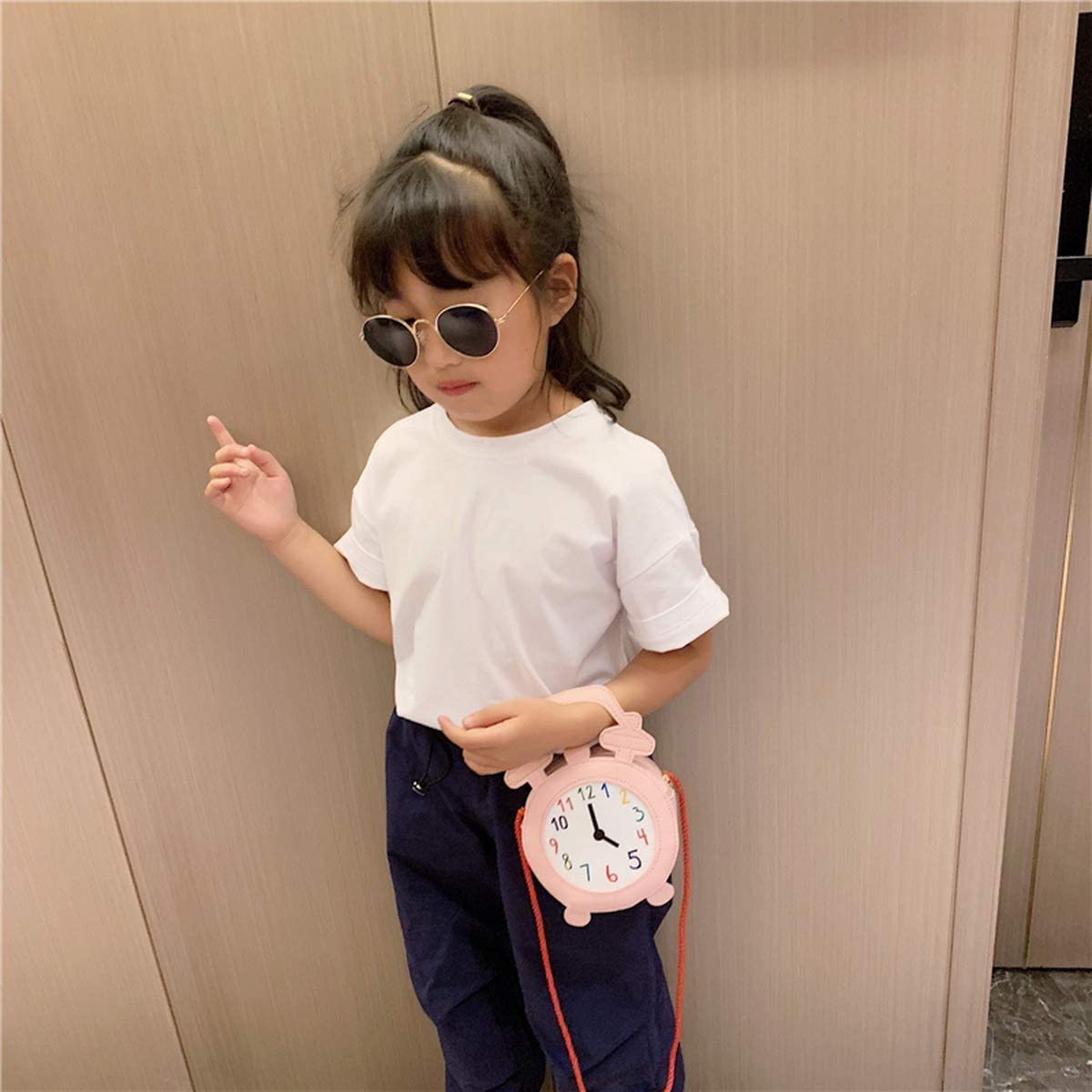 Girls Crossbody Purse Mini Single Shoulder Bags Coin Handbags for Kids
