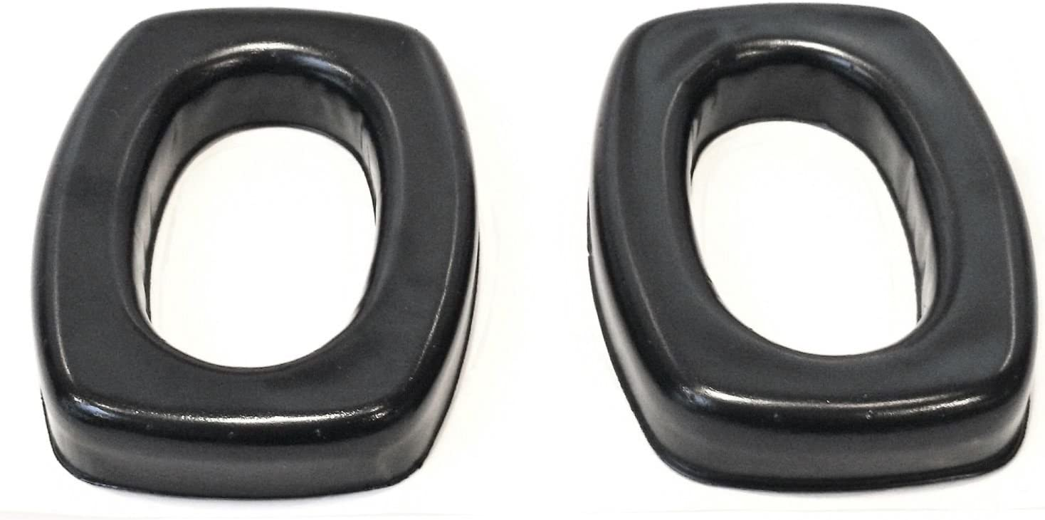 Valholl Gear Replacement Gel Cups for HL Impact Sport Leightning and Viking Headphones Sync Bolt PRO
