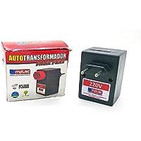 Auto Transformador 60va 45 watts Conversor Automático Plugin 220v Para 110v Emplac Modelo F30001