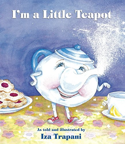 I'm a Little Teapot (Activities Nursery Kids Rhymes For)