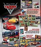 2017 Panini Disney/Pixar Cars 3 Sticker Master Kit (50 packs & 1 album)
