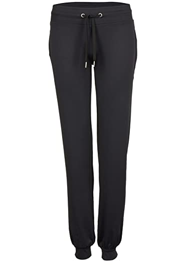 717cdb38ab72 CHEEKI. LY ATHLETICS Damen Sporthose Tess, Black, L, 11521004001 ...